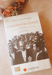 Nani Palkiwala CourtRoom Genius