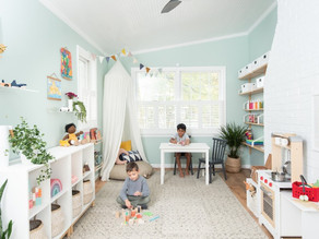 grOH!'s Eight Educational Play Categories For Playroom Design