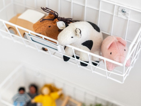 Why Open-Ended Toys Are The Best Toys For Your Playroom!