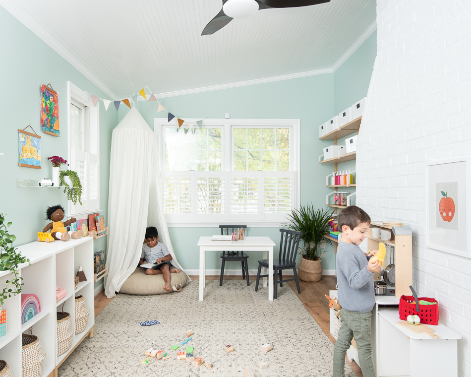 Playroom Interior Design
