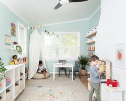 Playroom Interior Design