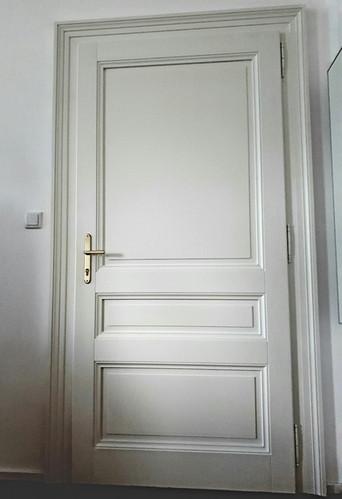 Dřevěné dveře interiérové