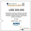 """Fondo de Inversión """"Capital Constructor"""" de ACRES SAFI financió proyecto inmobiliario por USD300,000"""