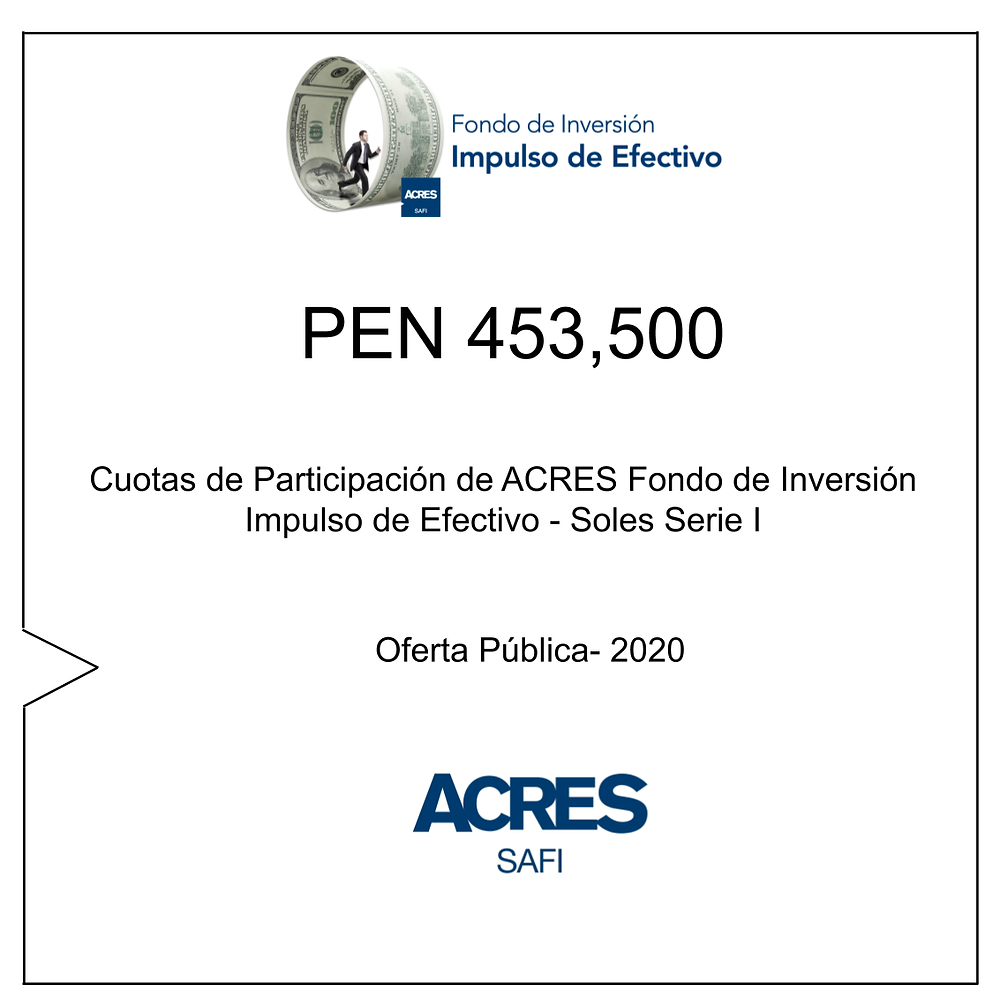 Factoring | Fondo de Inversión | ACRES SAFI | ACRES Finance