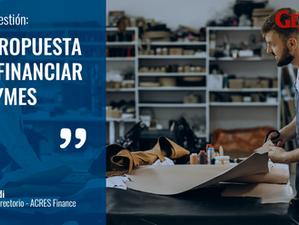 ACRES Finance comenta en Diario Gestión sobre financiamiento para PYMES a través del MAV