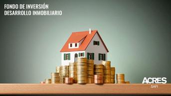 Fondo de inversión de ACRES SAFI contribuirá a cubrir el déficit inmobiliario de vivienda social