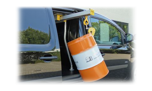 easyload compact zdvihanie tazkych bremien zdvihanie predmetov do vozidla pickup navijak