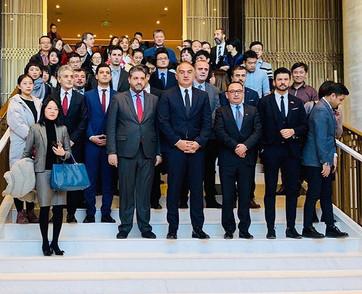 Kültür ve Turizm Bakanımız Sayın Mehmet