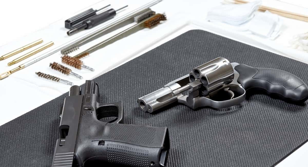 Firearms Cleaning and Maintenance