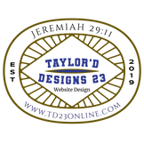 Taylor'd Designs 23 Logo-Gold.png