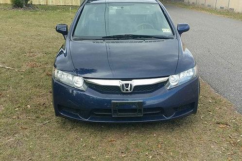 2009 Honda Civic LX Sedan 4D