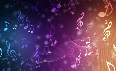 Music Notes Color Background.jpeg