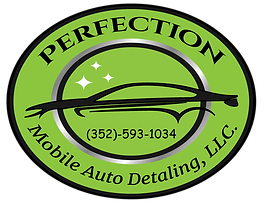 Perfection Mobile Auto Detailing Logo