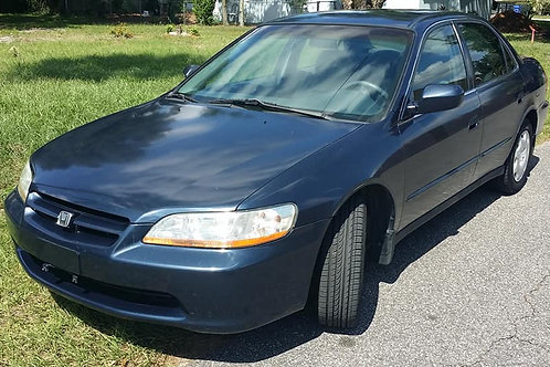 2000 Honda Accord LX Sedan 4D