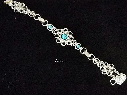 Transformable Bracelet-Czech Glass Pearl