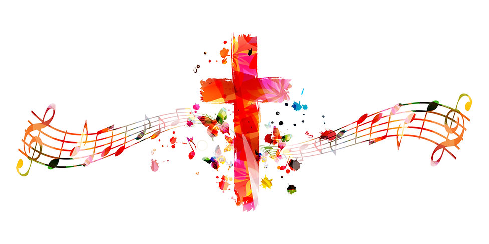 Music Notes and Cross.jpeg