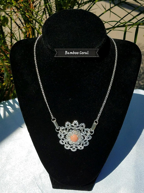 Transformable Necklace-Medallion Design
