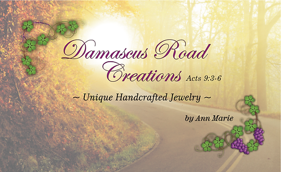 Damascus Road Creations Logo