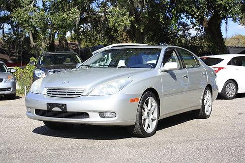 2003 Lexus ES 300 Sedan 4D
