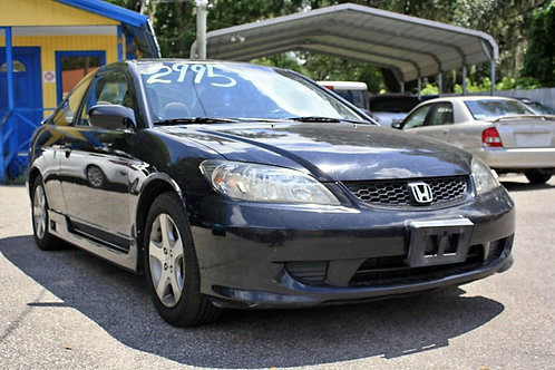 2004 Honda Civic EX Sedan 4D