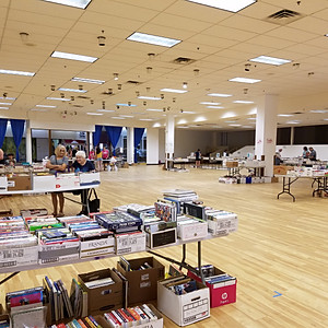 The Book Faire Used Book Sale