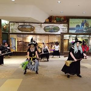 Sisterhood of the Traveling Broom Performance