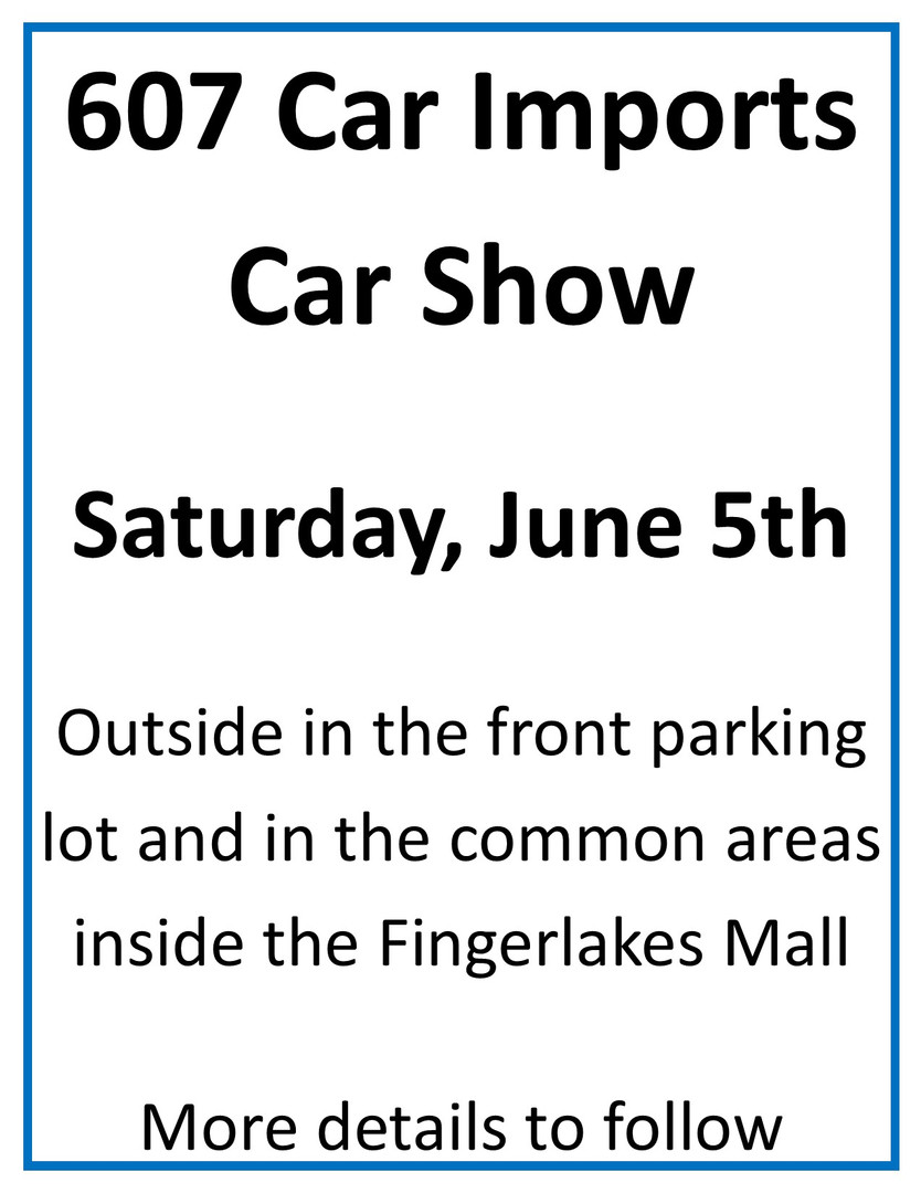 607 Imports Car Show