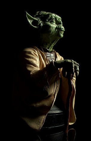 BUSTO YODA LIMIT EDITION GENTLE GIANT