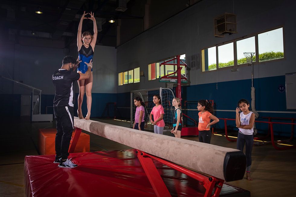 Pro Sports Academy Sharjah