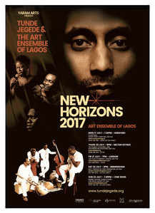 Flyer_Poster_Tunde Jegede and The Art En