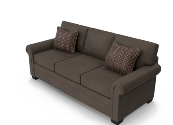 Modular sectional leather
