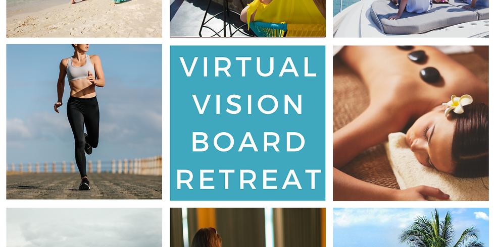 Virtual Vision Board Retreat