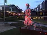 F. A. Molijn standbeeld