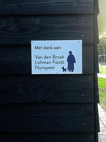 Materialenhok Veldvoetbal Vereniging Vie