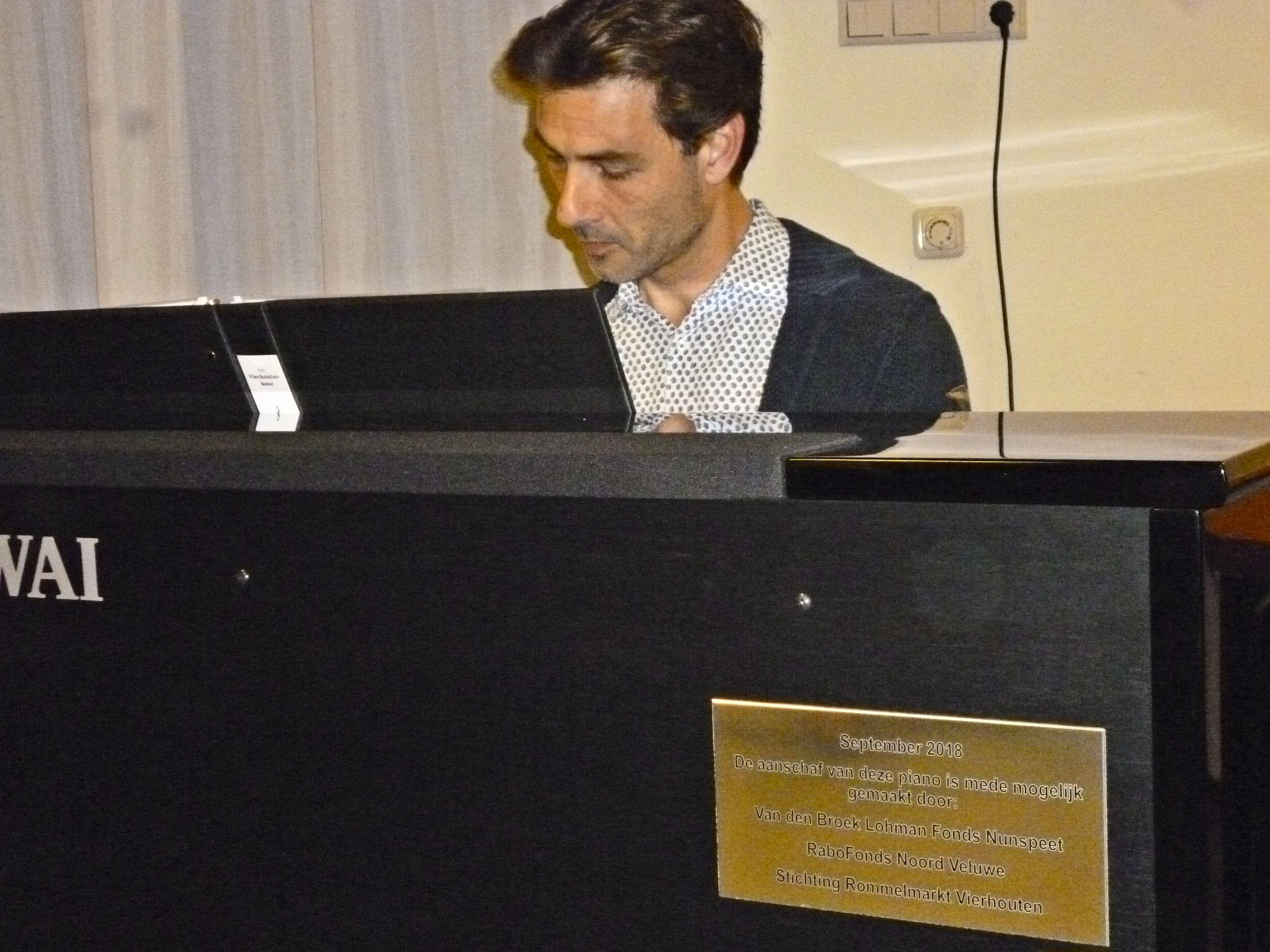 Piano Vierhouten