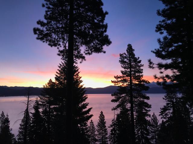 Day 2: B.S. Leaves California