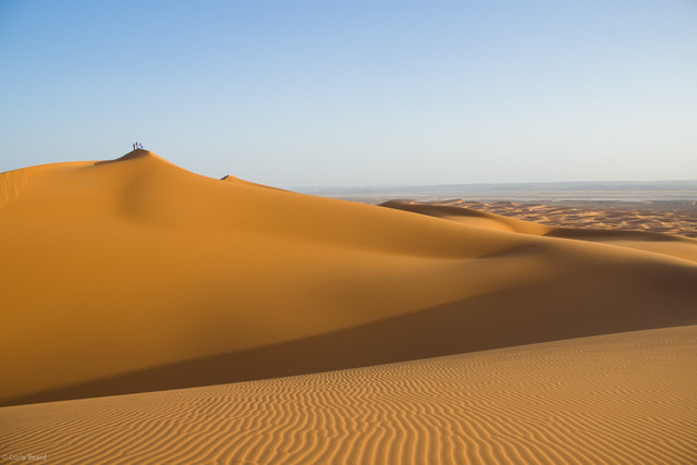 Monthly Wanderlust Destination: Sahara Desert