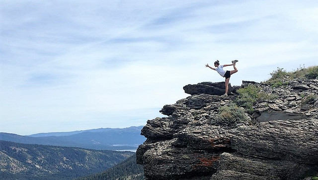 Finding the Perfect Balance in Lake Tahoe
