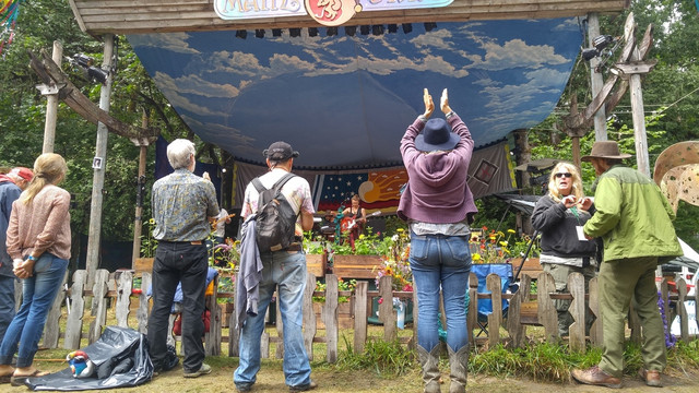My Oregon Country Fair Experience
