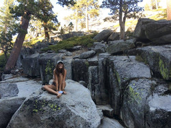 Hiking in Yosemite