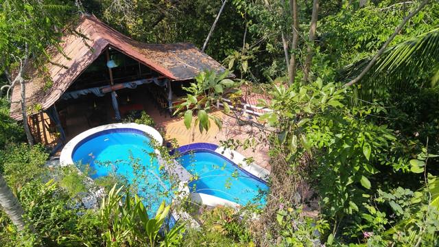 Rising Above it All at Hotel La Colina in Manuel Antonio, Costa Rica