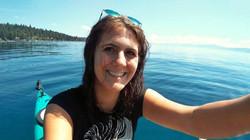 Kayaking in Tahoe