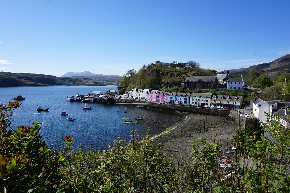 Two Days in the Isle of Skye: Portree