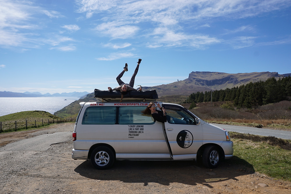 Isle of Skye Camping Trip - Our Epic Van