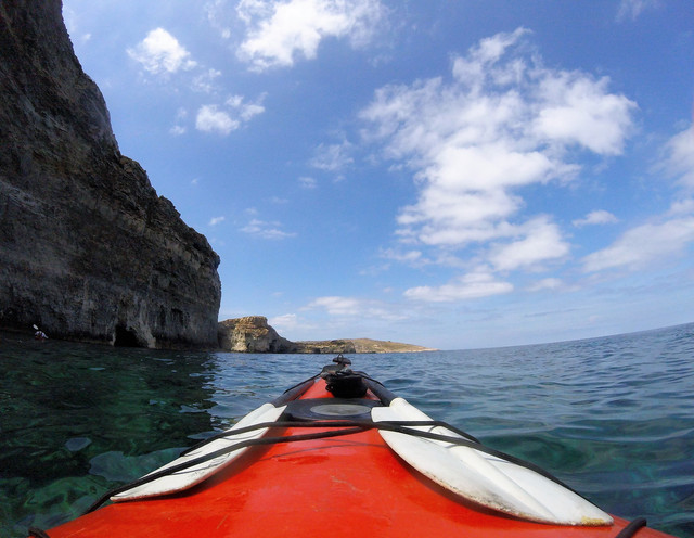 Kayaking in Gozo: The Ultimate Malta Adventure
