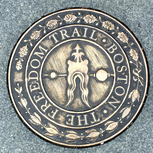 A Photo Guide to the Freedom Trail in Boston