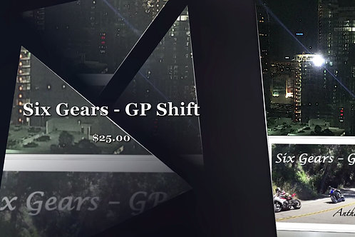 Six Gears - GP Shift Paperback (Sequel)