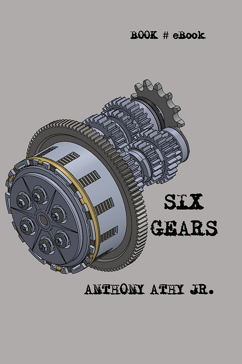 Six Gears - eBook