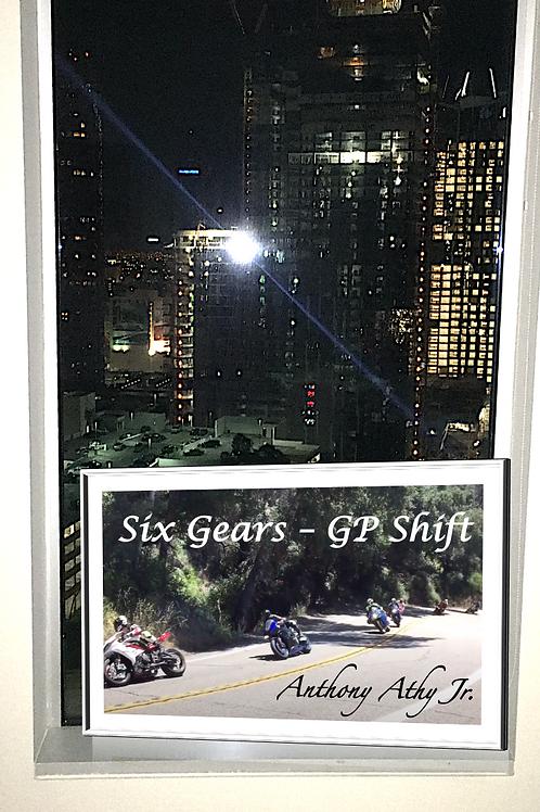 Six Gears - GP Shift Paperback (Sequel)