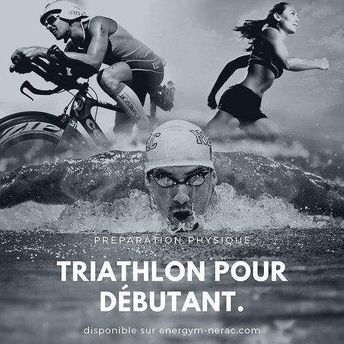 Triathlon débutant 1
